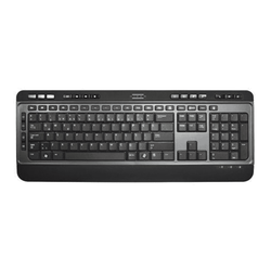 HIPER F-3900 Kablolu,F,TR,USB,Multimedya Slim Klavye,Siyah - Thumbnail
