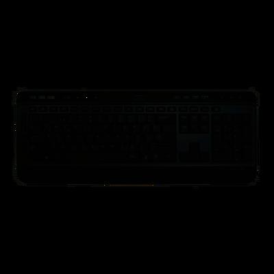 HIPER F-3900 Kablolu,F,TR,USB,Multimedya Slim Klavye,Siyah