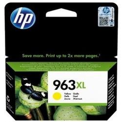 HP - HP 3J29AE (963XL) YUKSEK KAPASITE SARI MUREKKEP KARTUS