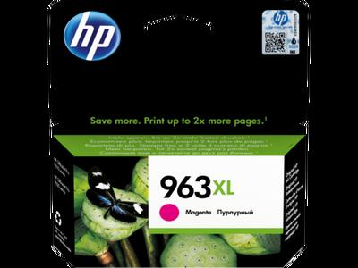 HP 3JA28AE (963XL) YUKSEK KAPASITE MAGENTA MUREKKEP KARTUS