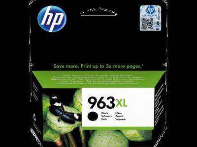 HP 3JA30AE (963XL) YUKSEK KAPASITE SIYAH MUREKKEP KARTUS