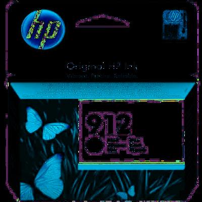 HP 3YL80AE (912) SIYAH MUREKKEP KARTUS