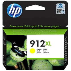 HP - HP 3YL83AE (912XL) YUKSEK KAPASITI SARI MUREKKEP KARTUS