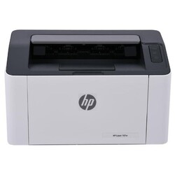 Hp - HP 4ZB78A LASERJET 107W LAZER WIRELESS YAZICI