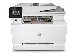 HP - HP 7KW74A M283FDN RENKLİ ÇOK FONKSİYONLU LAZER YAZICI 21PPM FAX