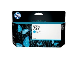 HP - HP B3P19A (727) CAMGOBEGI 130 ML GENIS FORMAT MUREKKEP KARTUSU
