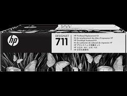 HP - HP C1Q10A (711) DESIGNJET BASKI KAFASI DEGISTIRME TAKIMI