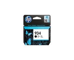 HP - HP C2P19AE Siyah Mürekkep Kartuş (934)