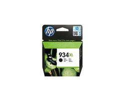 HP - HP C2P23AE Siyah Mürekkep Kartuş (934XL)