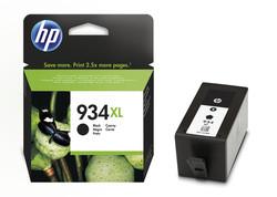 HP C2P23AE Siyah Mürekkep Kartuş (934XL) - Thumbnail