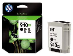 HP C4906AE (940XL) SIYAH YUKSEK KAPASITELI MUREKKEP KARTUSU 2.200 SAYFA - Thumbnail