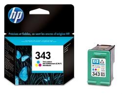 HP - HP C8766E (343) Renkli Mürekkep Kartuş