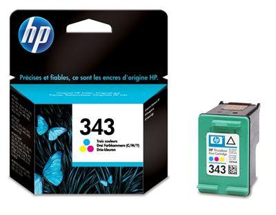 HP C8766E (343) Renkli Mürekkep Kartuş