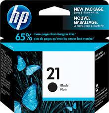 HP - HP C9351A No 21 Siyah Kartuş