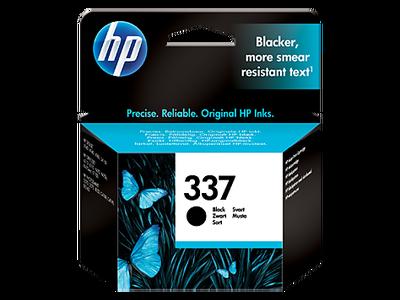 HP C9364EE Siyah Mürekkep Kartuş (337)