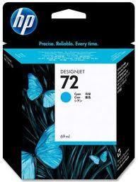 HP C9371A Mavi Mürekkep Kartuş (72)