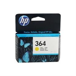 HP - HP CB320E (364) Sarı Mürekkep Kartuş
