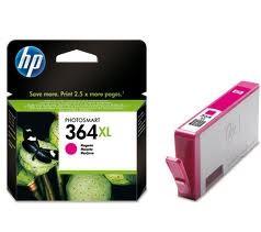 HP - HP CB324EE (364XL) MACENTA YUKSEK KAPASITELI MUREKKEP KARTUSU 750 SAYFA