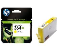 HP - HP CB325EE (364XL) SARI YUKSEK KAPASITELI MUREKKEP KARTUSU 750 SAYFA