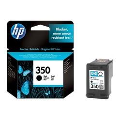 HP - HP CB335E (350) Siyah Mürekkep Kartuş