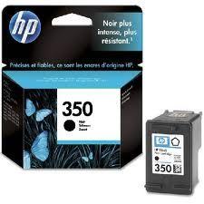 HP CB335EE (350) SIYAH MUREKKEP KARTUSU 200 SAYFA