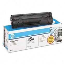 HP - HP CB435A (35A) SIYAH TONER 1.500 SAYFA