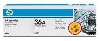 HP CB436A (36A) SIYAH TONER 2.000 SAYFA