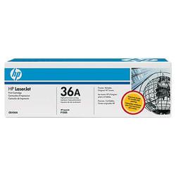 HP - HP CB436A (36A) SIYAH TONER 2.000 SAYFA