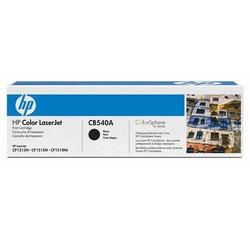 HP - HP CB540A (125A) SIYAH TONER 2.200 SAYFA