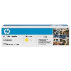 HP - HP CB542A (125A) SARI TONER 1.400 SAYFA