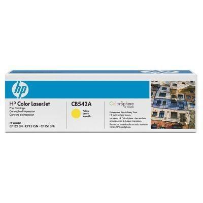 HP CB542A (125A) SARI TONER 1.400 SAYFA