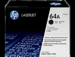 HP - HP CC364A (64A) SIYAH TONER 10.000 SAYFA