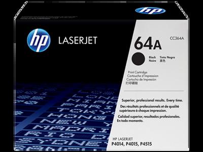 HP CC364A (64A) SIYAH TONER 10.000 SAYFA