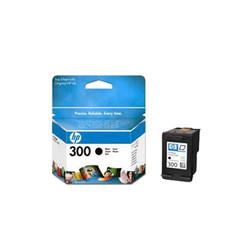 HP - HP CC640EE (300) Siyah Mürekkep Kartuş