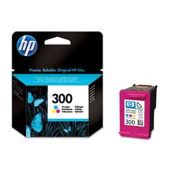 HP - HP CC643EE (300) UC RENKLI MUREKKEP KARTUSU 165 SAYFA