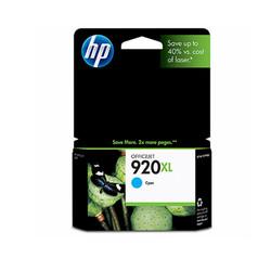 HP - HP CD972A Mavi Mürekkep Kartuş (920XL)