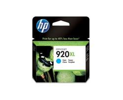 HP CD972A Mavi Mürekkep Kartuş (920XL) - Thumbnail
