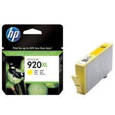HP CD974A Sarı Mürekkep Kartuş (920XL) - Thumbnail