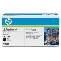HP - HP CE264X No 646X Yüksek Kapasite Siyah 17000 Sayfa Lazer Toner