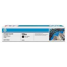 HP - HP CE310A (126A) SIYAH TONER 1.200 SAYFA