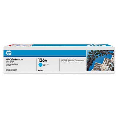 HP CE311A (126A) CAMGOBEGI TONER 1.000 SAYFA
