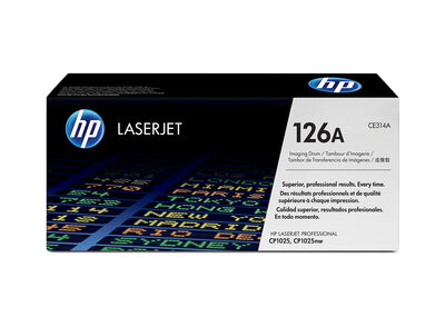 HP CE314A (126A) SIYAH/RENKLI GORUNTULEME DRAMI 14.000/7.000 SAYFA