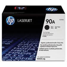 HP - HP CE390A (90A) SIYAH TONER 10.000 SAYFA