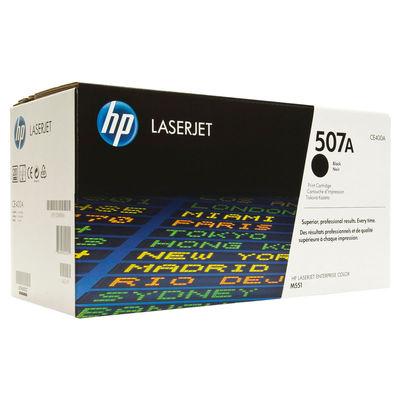 HP CE400A (507A) SIYAH TONER 5.500 SAYFA