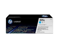HP - HP CE411A Mavi Toner Kartuş (305A)