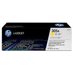 HP CE412A Sarı Toner Kartuş (305A) - Thumbnail
