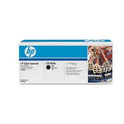 HP - Hp CE740A (307A) Toner 7.000 Sayfa Siyah CP5225-CP5225DN