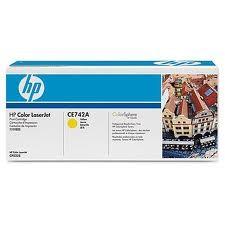HP CE742A (307A) SARI TONER 7.300 SAYFA - Thumbnail