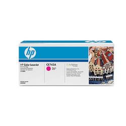 HP - HP CE743A (307A) MACENTA TONER 7.300 SAYFA