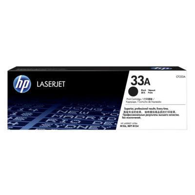 HP CF233A Siyah Toner Kartuş (33A)